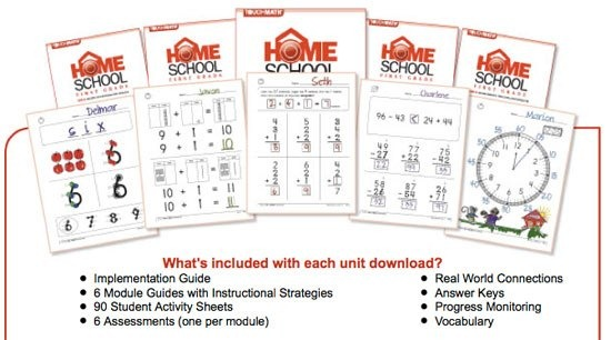 math worksheet : touch math tos crew  educating for life : Free Touch Math Addition Worksheets