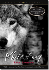 White Fang Movie Book